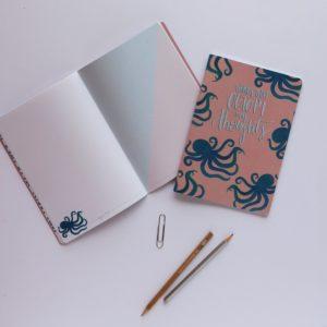 Notebooks + Notepads