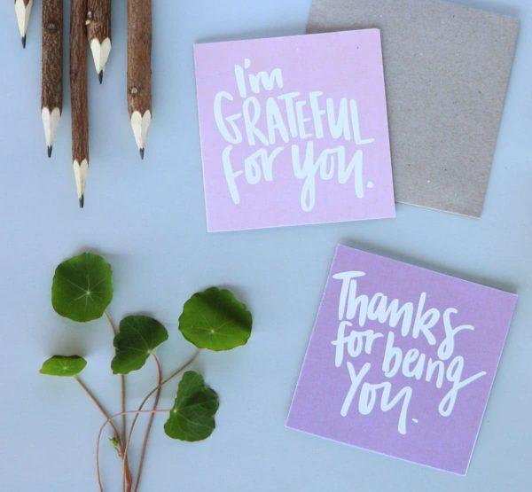 Square Greeting Card